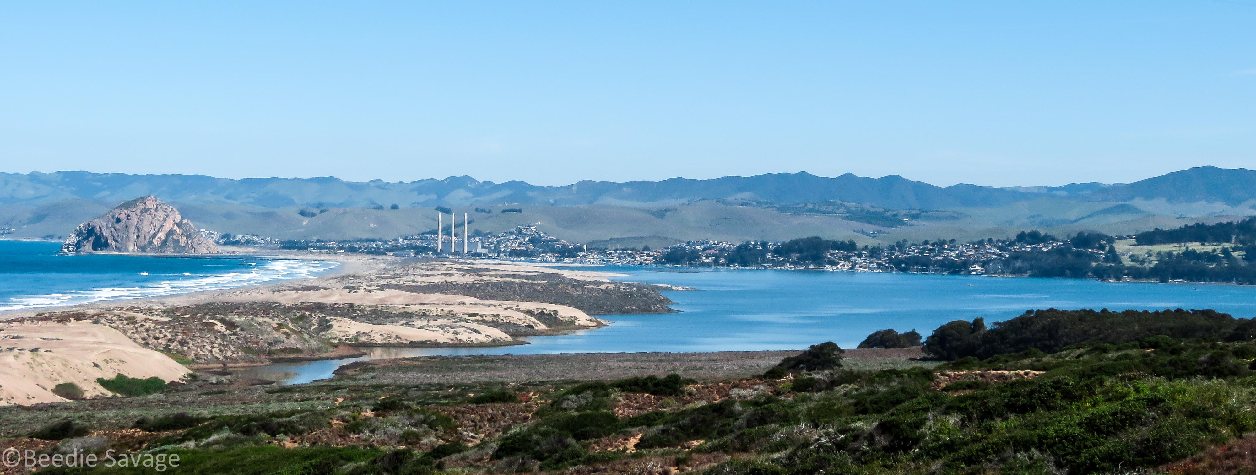 Back Bay of Morro Bay
