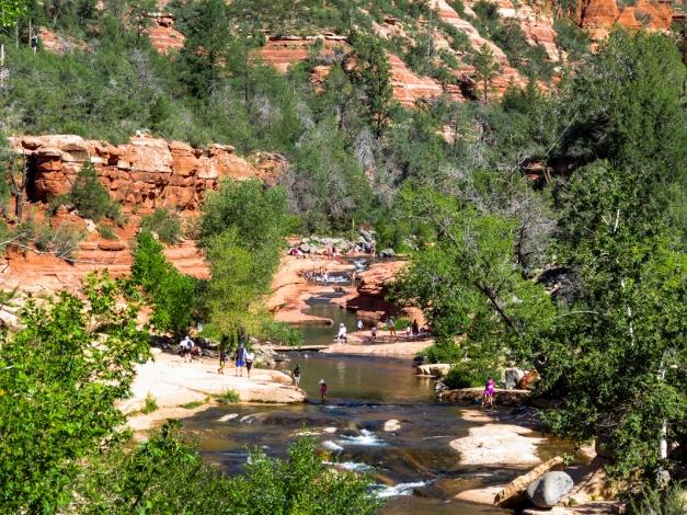 Red Rock Slide Park