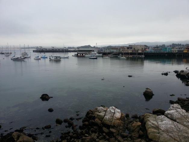 Monterey Bay, Fisherman's Wharf