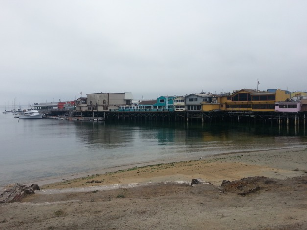 Old Fisherman's Wharf, Monterey (Android Phone, SIII)