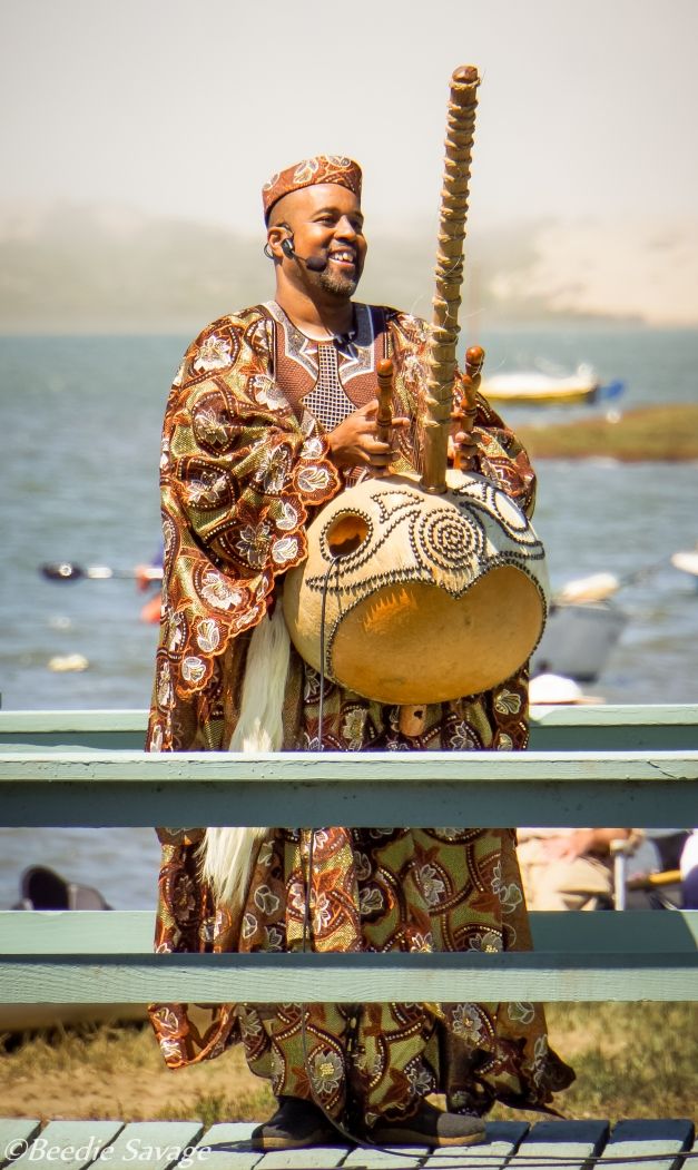Baba the African Storyteller (BoatzArt)
