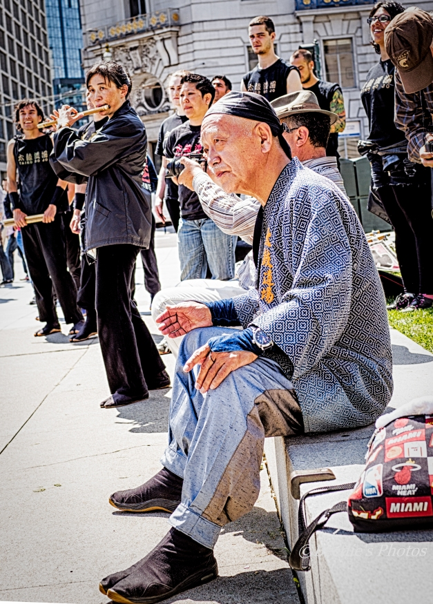 Grand Master Tanaka