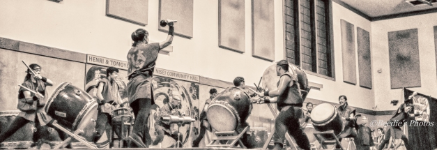 SF Taiko Drumming