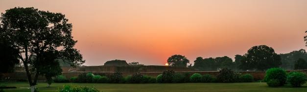 Nalanda Sunset